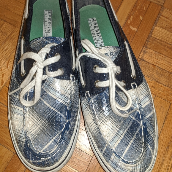 Sperry Shoes - Sperry sequin shoe